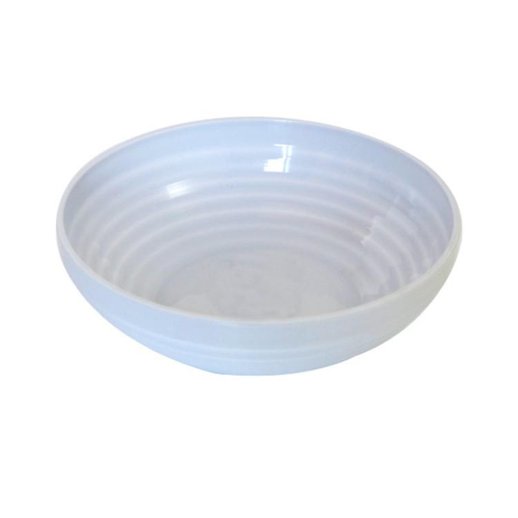 Tigela de Plastico Branca 600ml - Zeek