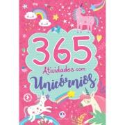 Livro 365 Atividades com Unicórnios - Ciranda Cultural