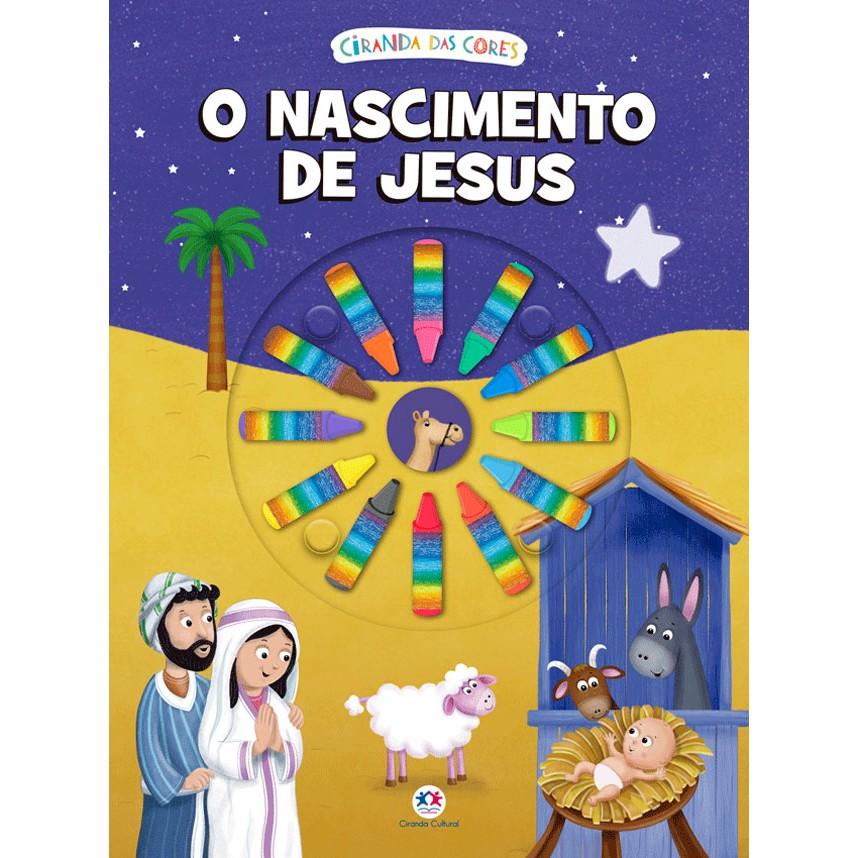 Livro O Nascimento de Jesus