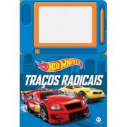 Livro Hotwheels Traços Radicais