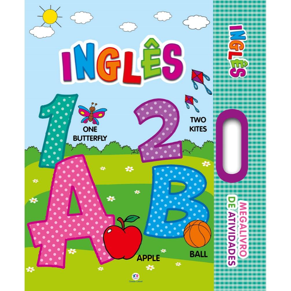 Livro Infantil Ingles Atividades - Ciranda Cultural