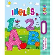 Livro Infantil Inglês Atividades - Ciranda Cultural