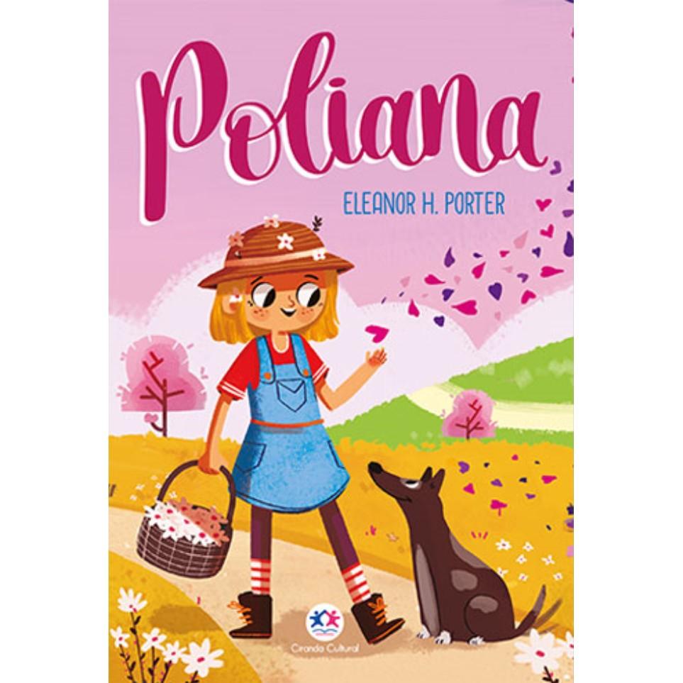 Livro Poliana - Ciranda Cultural