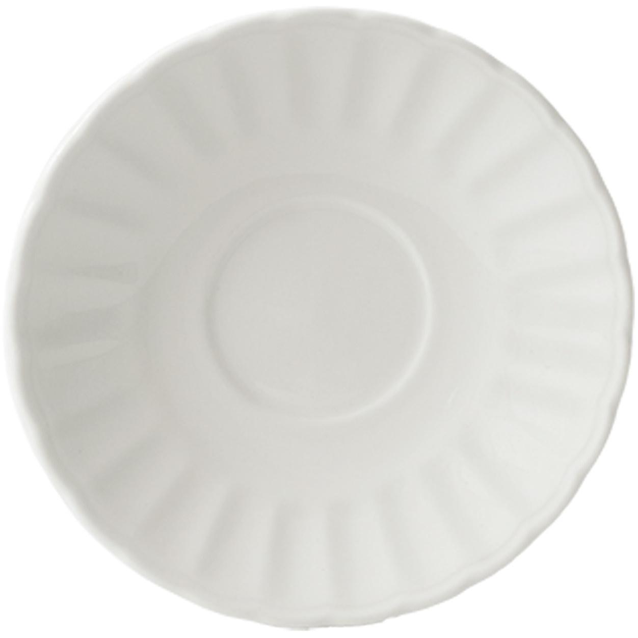 Aparelho de Jantar de Ceramica 16 Pecas Caribe Branco - Martiplast
