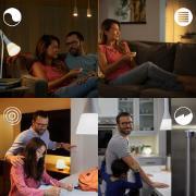 Interruptor Inteligente Philips HUE Sem Fio 5V Branco