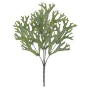 Buquê de Folhagem Artificial 33cm Chifre de Veado Verde - Dea