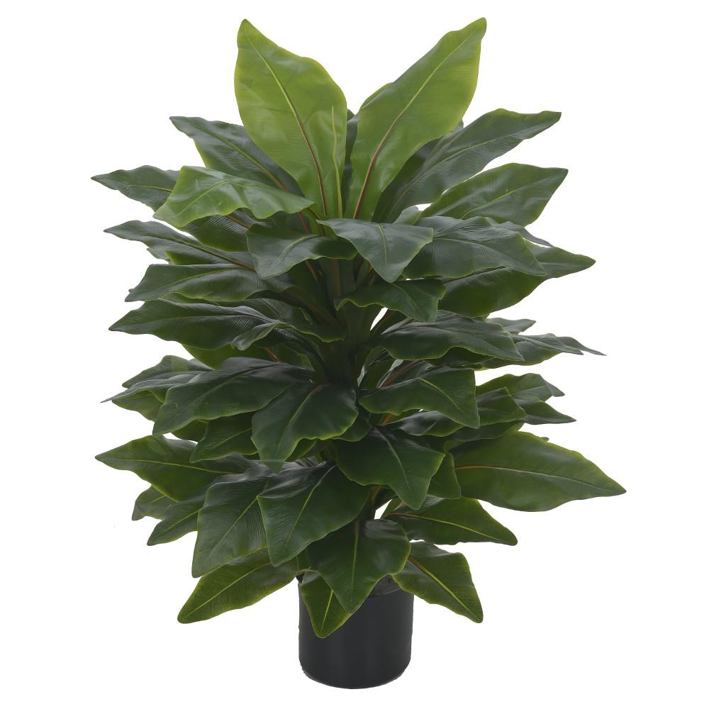 Planta Artificial Real Toque 80cm Asplenio Verde - Dea Natal