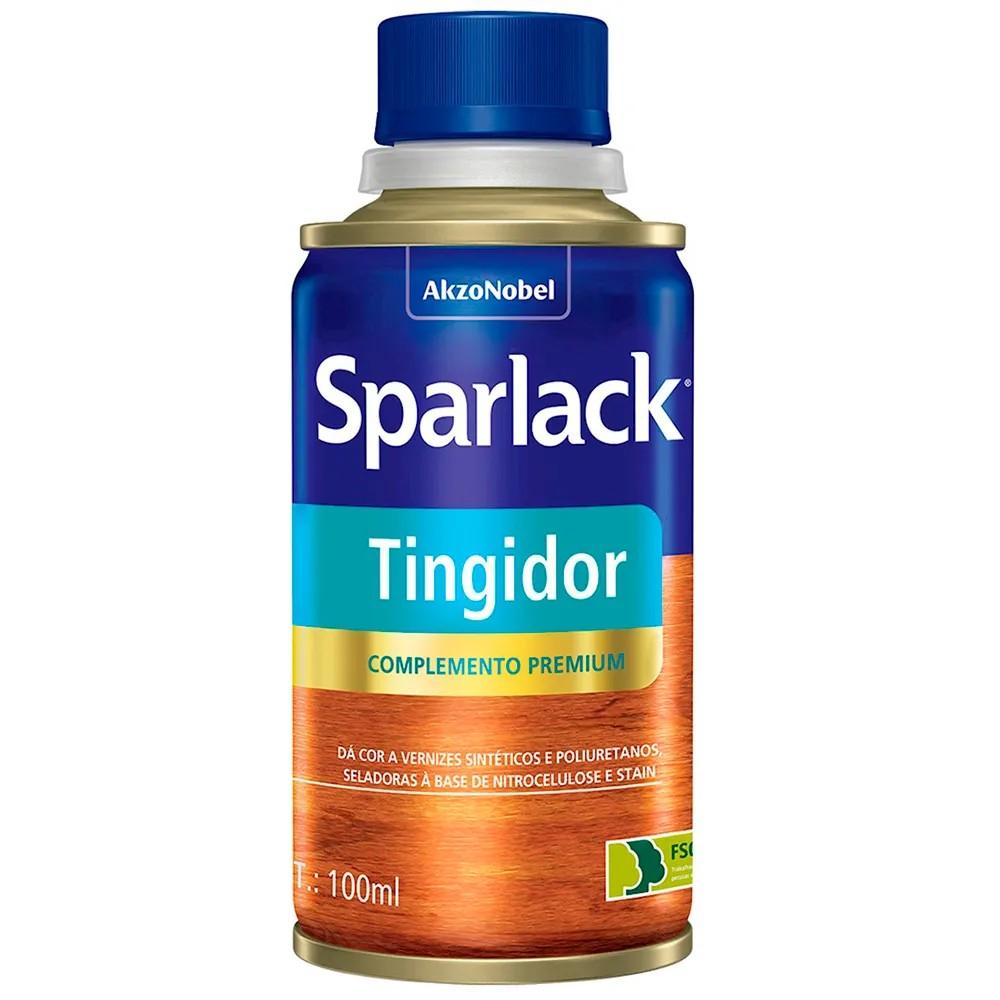 Verniz Sparlack 100 ml Imbuia - Coral