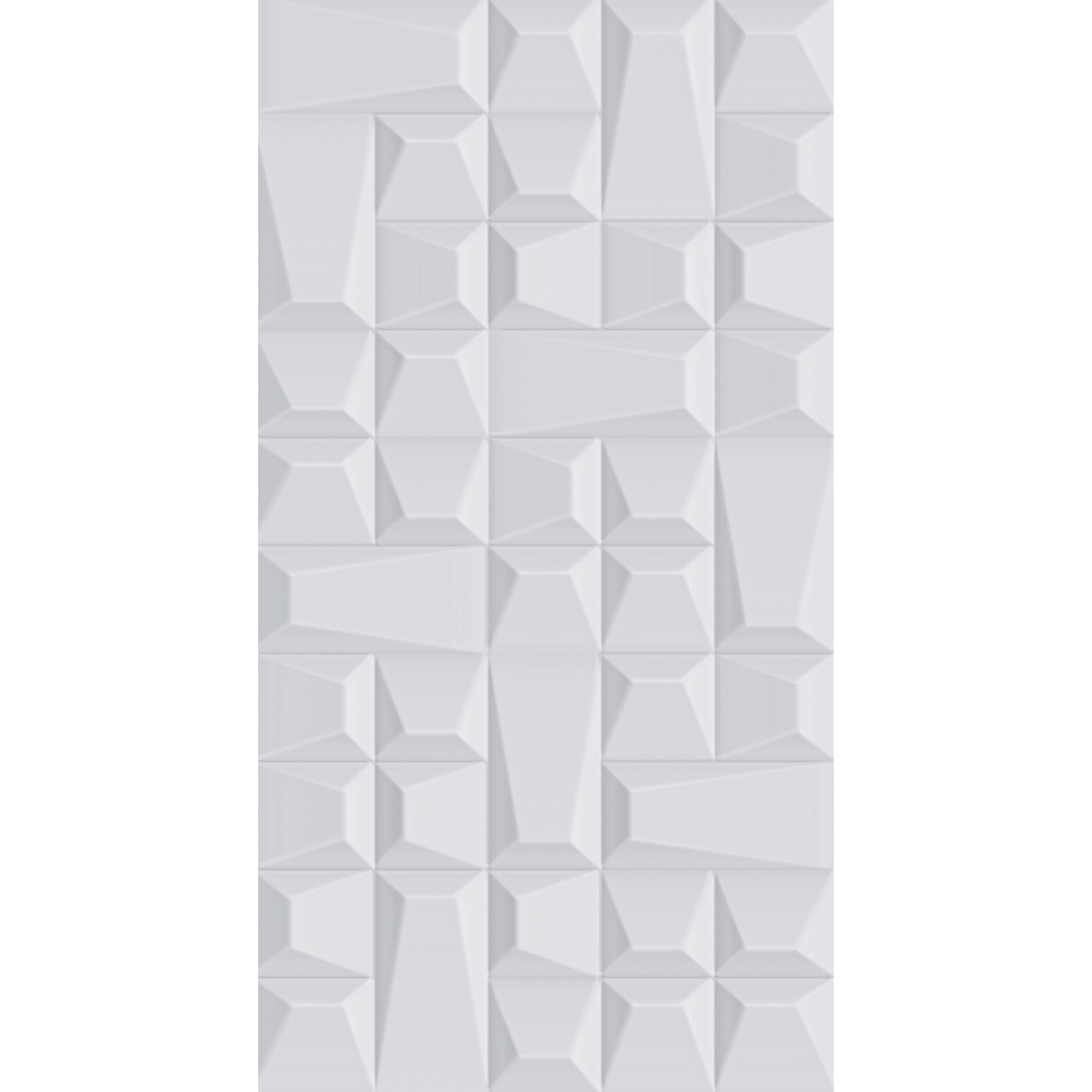 Revestimento Tipo A Geometric Bianco 32x60 cm - Biancogres