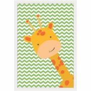Quadro Decorativo 22x32 cm Girafa - Kapos