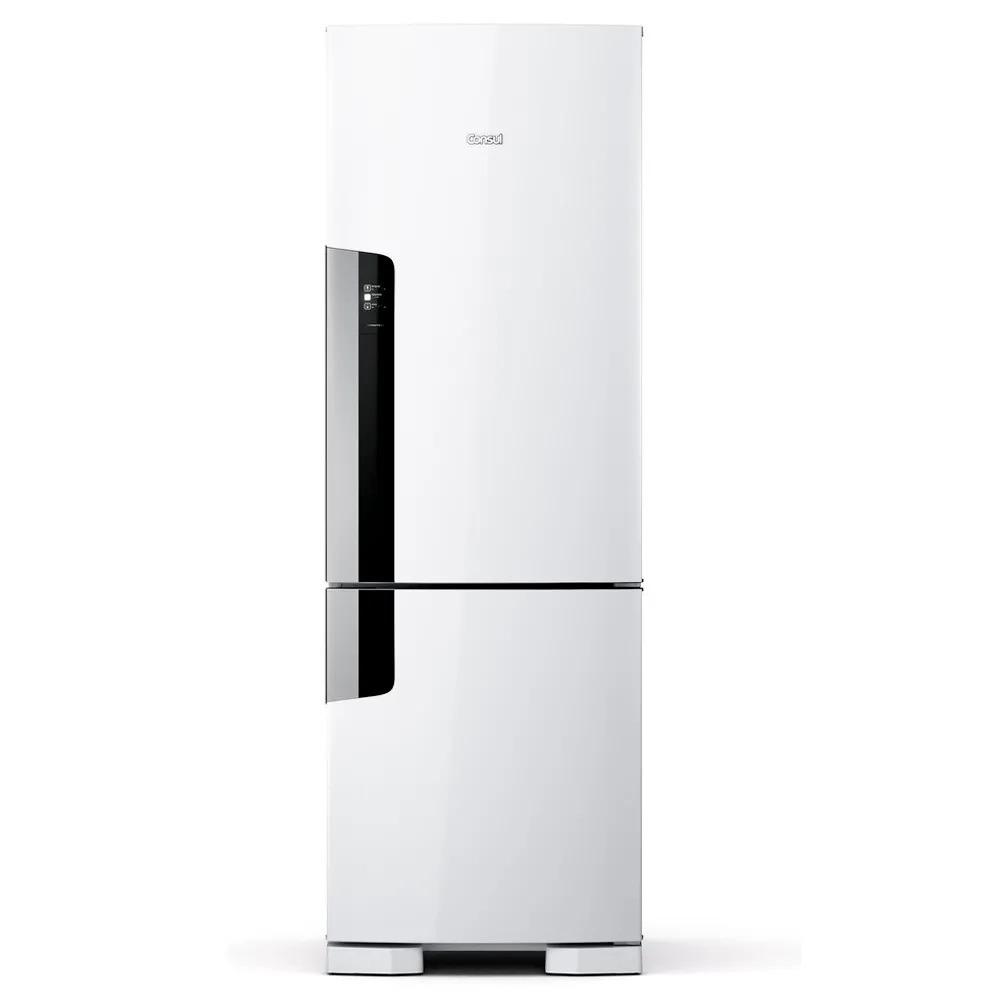 GeladeiraRefrigerador Consul Frost Free Inverse 397L 127V - CRE44ABANA