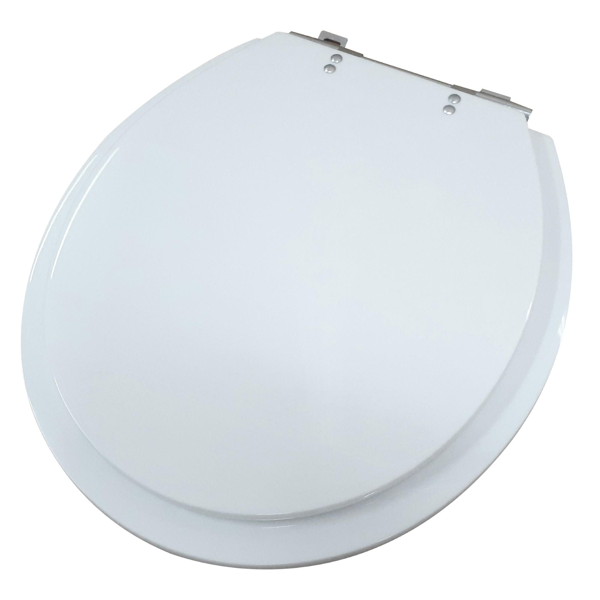 Assento Sanitario Branco Polido Slim - Sicmol