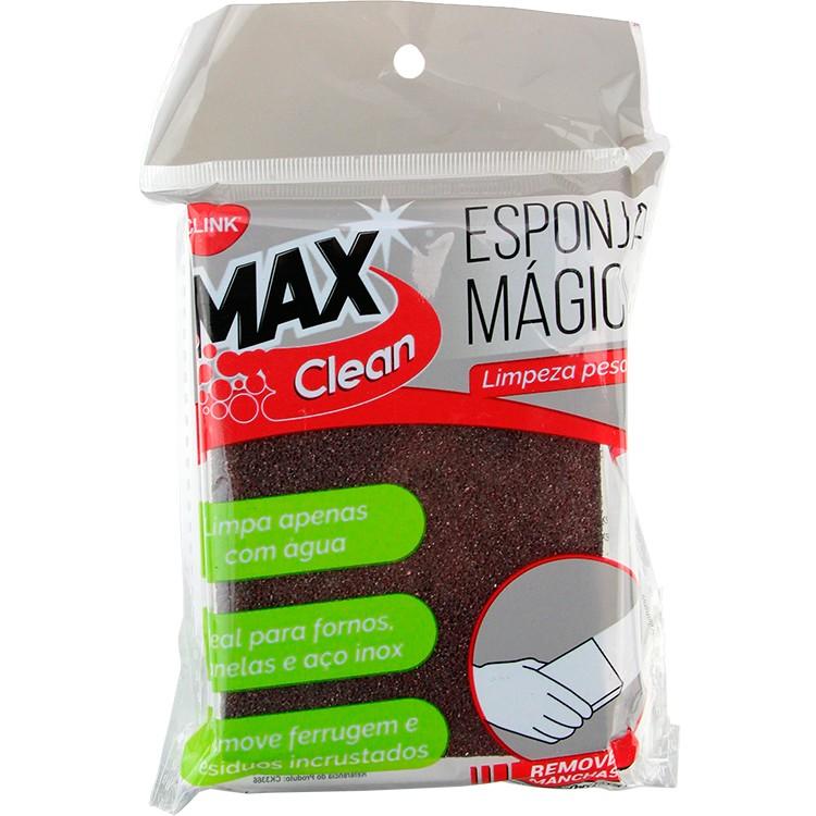 Esponja Magica Multiuso Limpeza Pesada - Clink