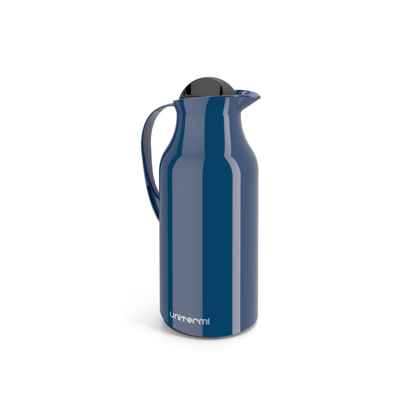 Garrafa Termica 750ml Siena Azul - Unitermi