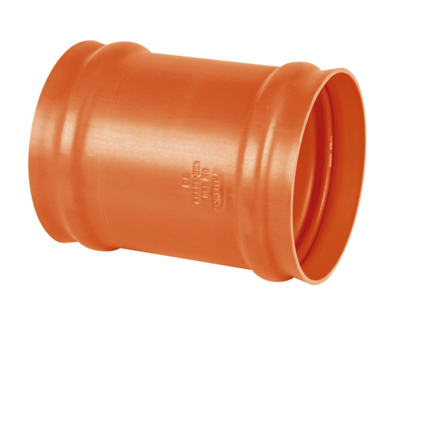 Luva de Correr PVC 150 mm FF - Amanco