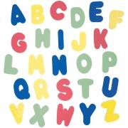 Brinquedo de Banho Letras e Números 36 peças - Buba
