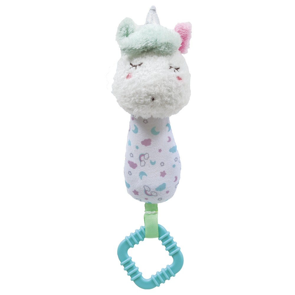 Brinquedo Bebe Buzina Unicornio - Buba