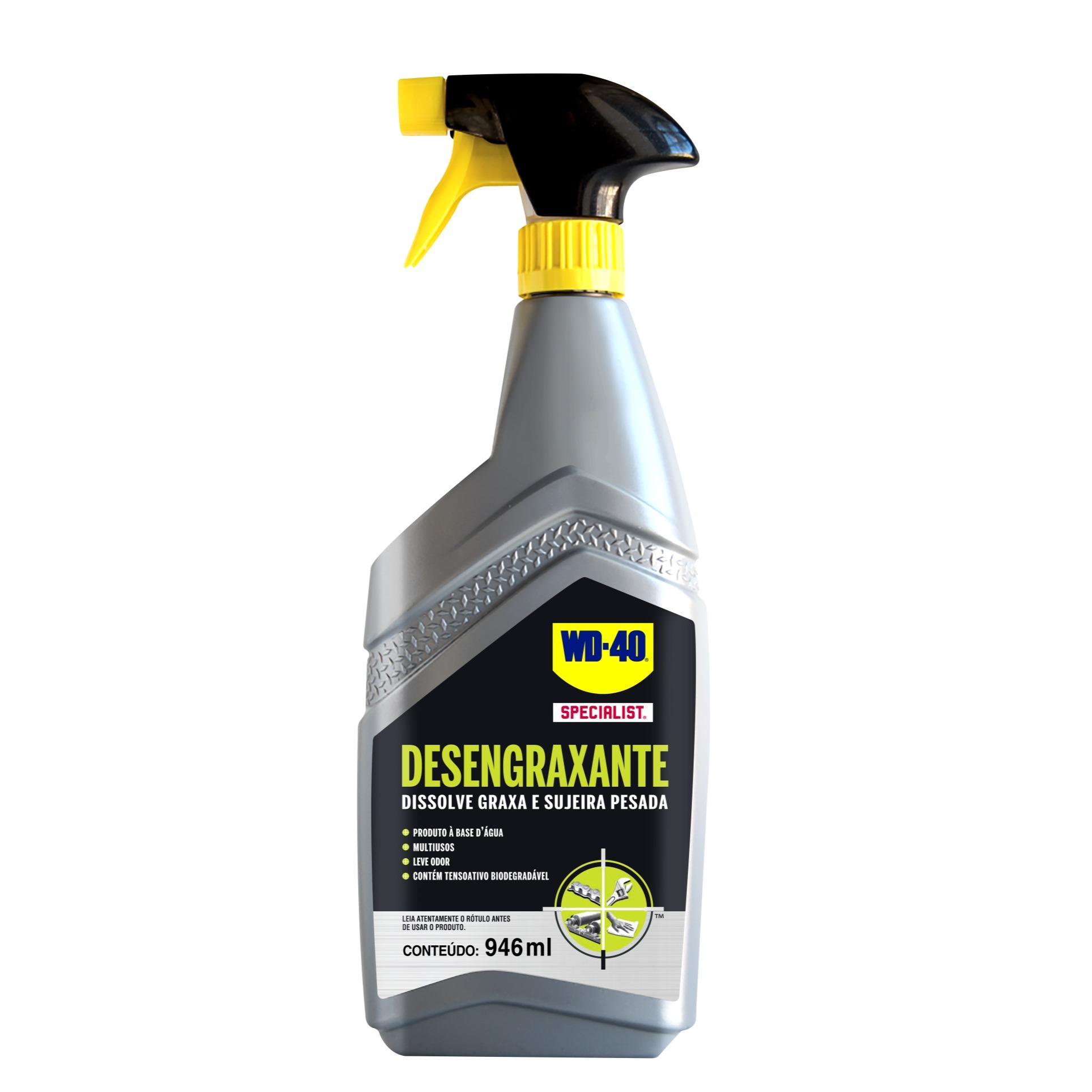 Desengraxante Liquido 946 ml - Wd-40