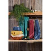 Toalha de Banho Prata Style Mostarda 70x135 cm 100% Algodão - Santista