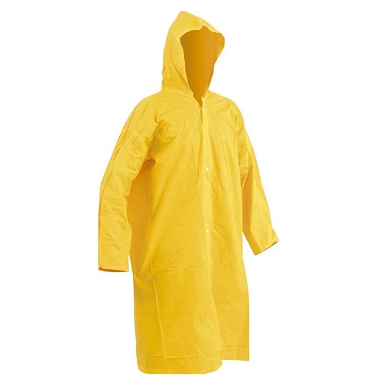 Capa para Chuva em PVC G Amarelo - Vonder