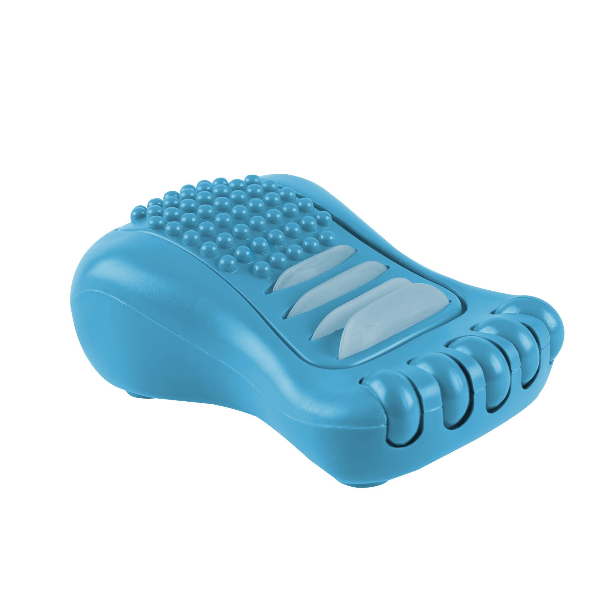Massageador para Pes Fisioterapico Azul - Ortho Pauher