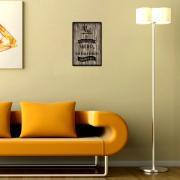 Placa Decorativa 29x19cm Frase 058 - Cia Laser