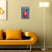 Placa Decorativa 29x19cm Frase 056 - Cia Laser