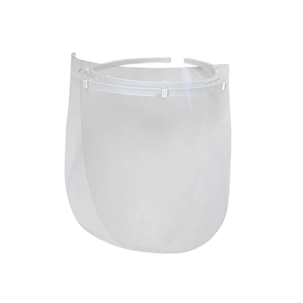 Protetor Facial Face Shield 22cm Transparente