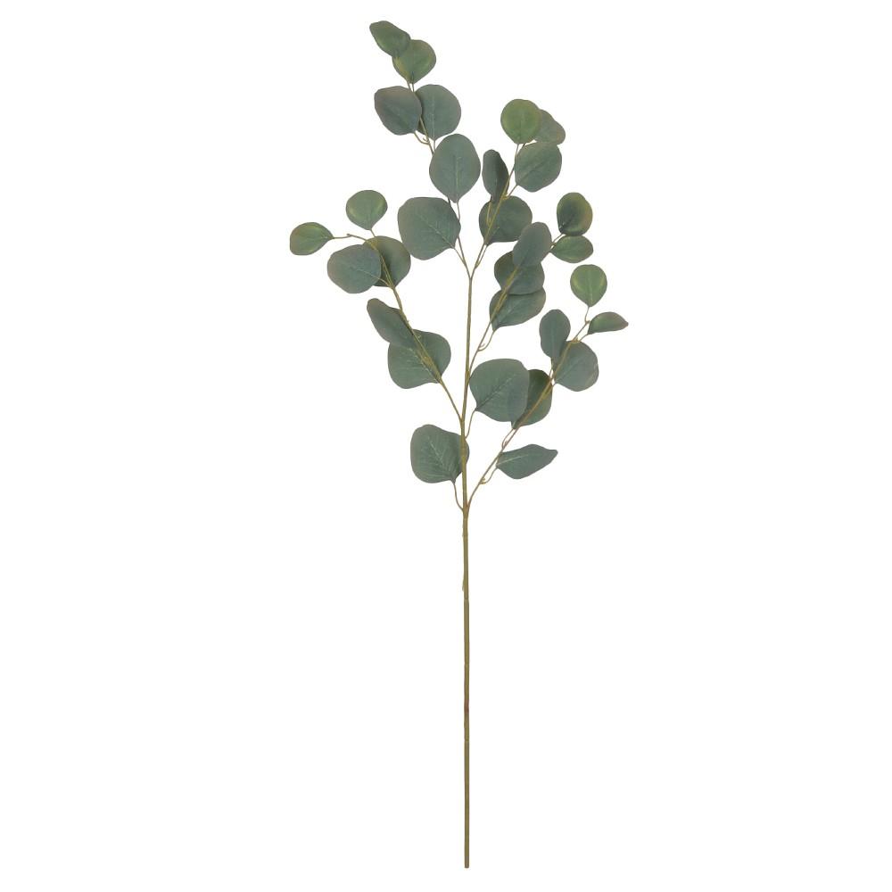 Haste Artificial Folha de Eucalipto 90cm Verde - Dea