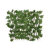 Treliça Folha Hera 70cm Verde - Dea