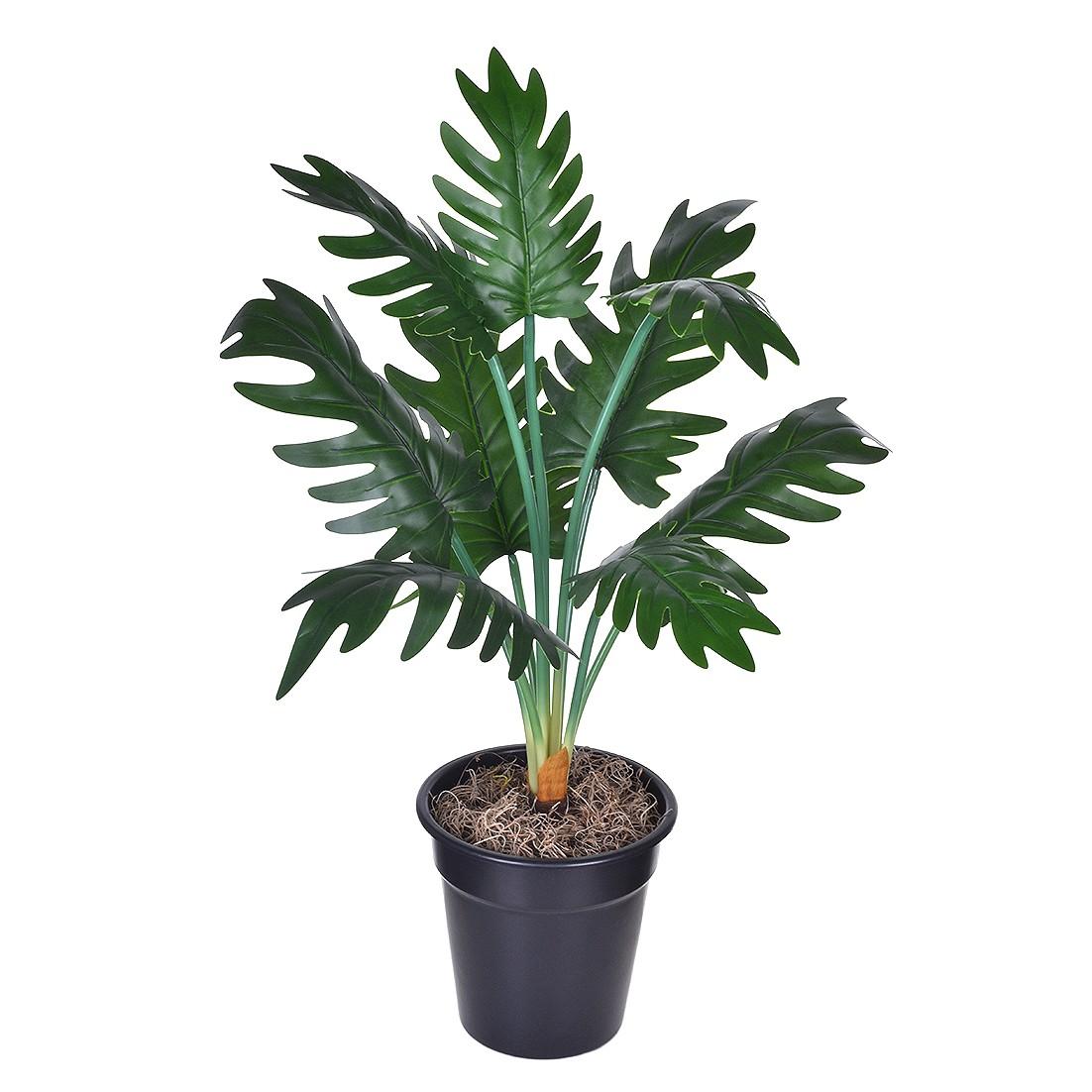 Planta Artificial Espinha de Peixe 66cm Verde