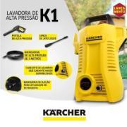 Lavadora de Alta Pressão A.p. K1 220V Monofásico - Karcher