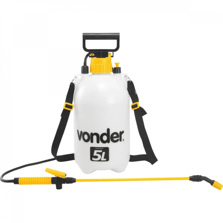 Pulverizador Lateral Vonder com Compressao Previa 5 Litros PL005