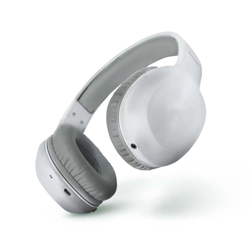 Fone de Ouvido Bluetooth P2 Branco - PH247 - Multilaser