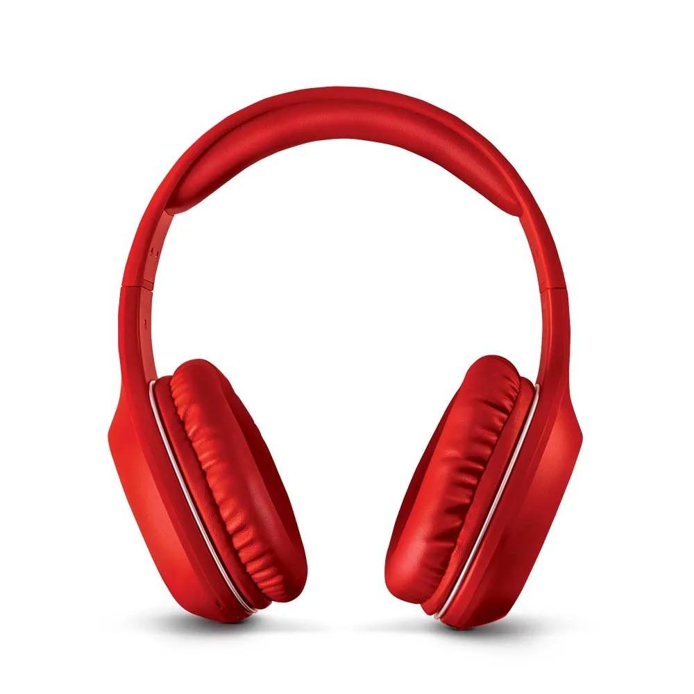 Fone de Ouvido Bluetooth P2 Vermelho - PH248 - Multilaser