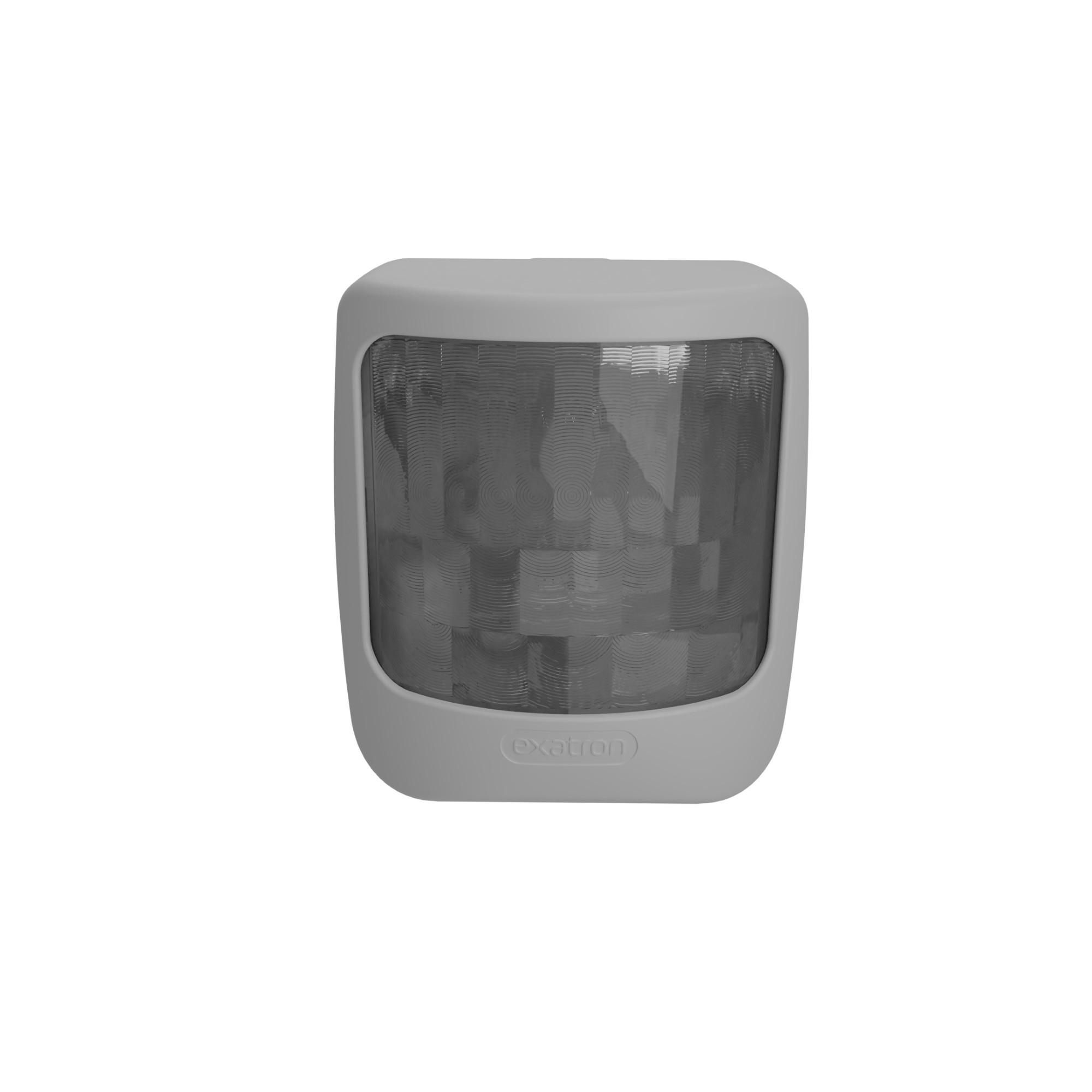Sensor de Presenca de Sobrepor Frontal Infravermelho - LESF4000 XC - Exatron