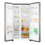 Geladeira/Refrigerador LG Frost Free Side by Side 601L Inox 220V - GC-L247SU1