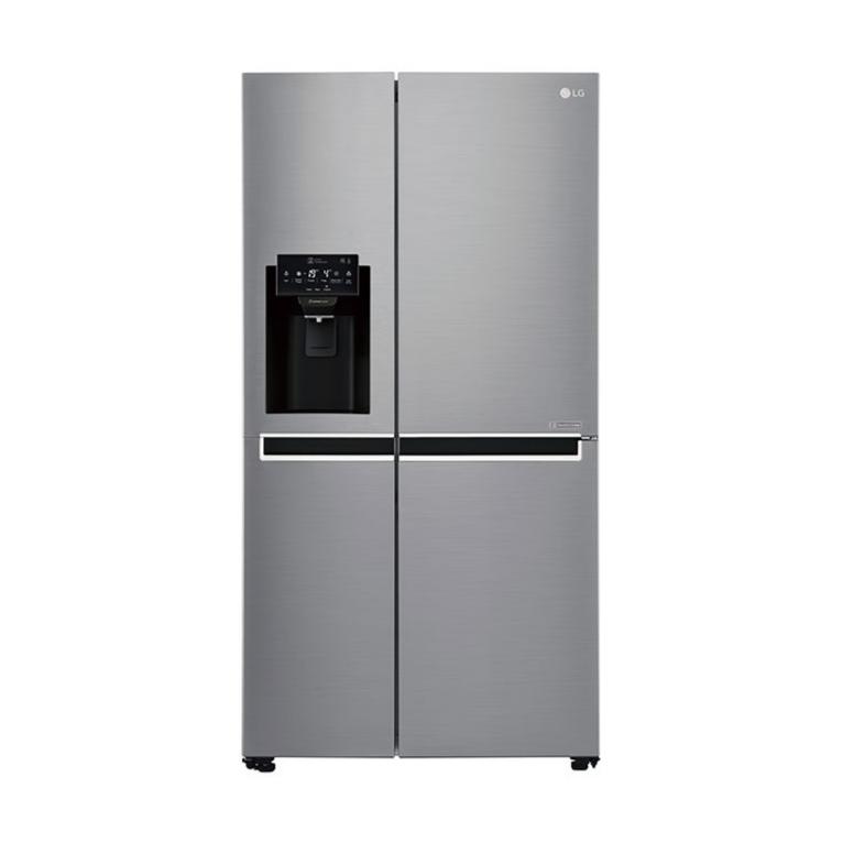 GeladeiraRefrigerador LG Frost Free Side by Side 601L Inox 220V - GC-L247SU1