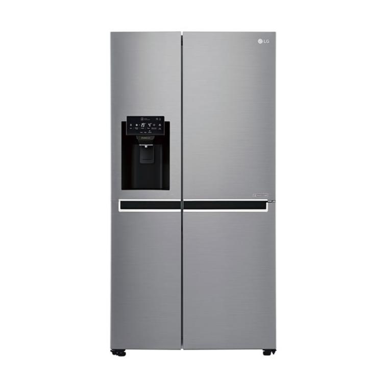 GeladeiraRefrigerador LG Frost Free Side by Side 601L 127V - GC-L247SLUV