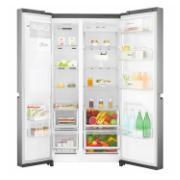 Geladeira/Refrigerador LG Frost Free Side by Side 601L 127V - GC-L247SLUV