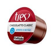 Cápsula de Chocolatto Três Corações - Caixa com 10 unidades