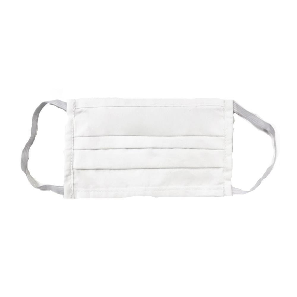 Mascara de Tecido Lavavel com Elastico 2 unidades - Coteminas