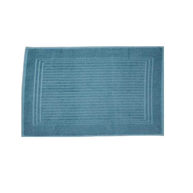 Toalha de Piso Santista Cedro 45x70 cm 100 algodao Felpuda - Jade