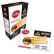 Ratoeira Adesiva Papelão - Clink