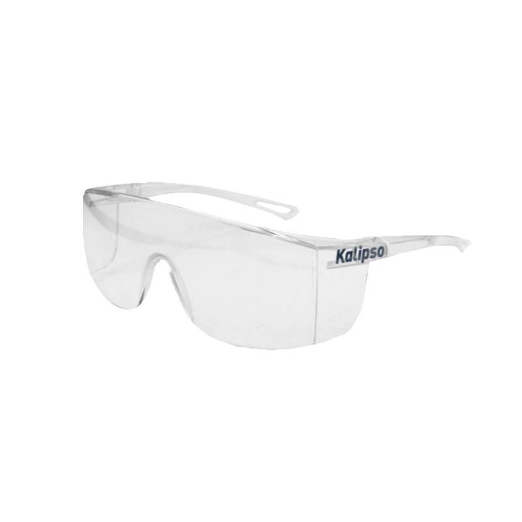 Oculos de Protecao Jaguar II Incolor - Kalipso