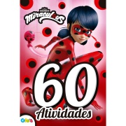 Livro Ladybug - 60 Atividades Ciranda Cultural Atividades