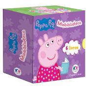 Livro Peppa Pig Minibiblioteca - Ciranda Cultural