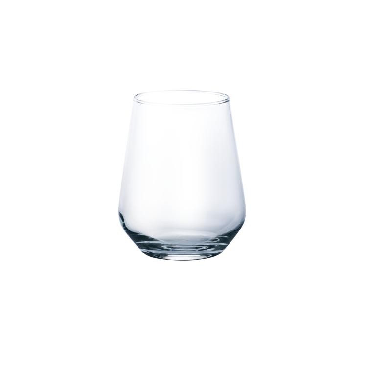 Jogo de Copos de Vidro para Suco 6 Pecas 420ml 7317 - Casa Linda