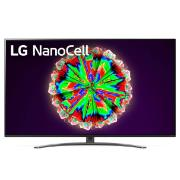 "Smart TV LED 49"" LG NanoCell  4K/Ultra HD HDR ThinQ AI 49NANO81SNA Google Assistente e Alexa - 4 HDMI 2 USB"