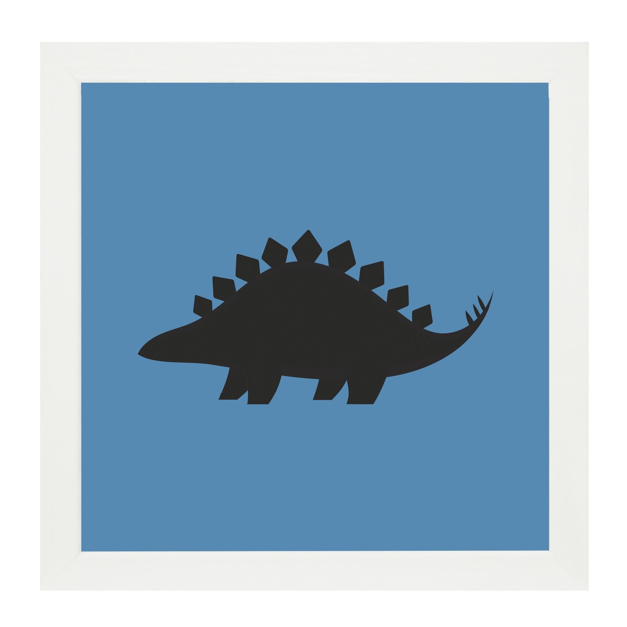 Quadro Decorativo 27x27 cm Dino I - Kapos